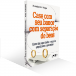 Case com seu banco com separao de bens